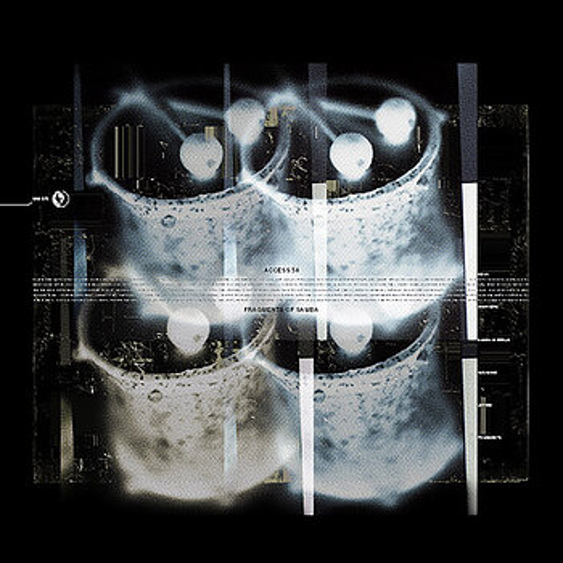 Cover art - Access 58: Fragments of Samba