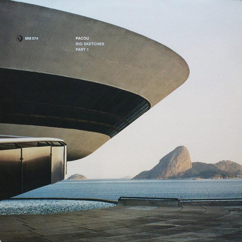 Cover art - Pacou: Rio Sketches Part 1