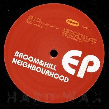 Cover art - Broom & Hill: Neighbourhood EP
