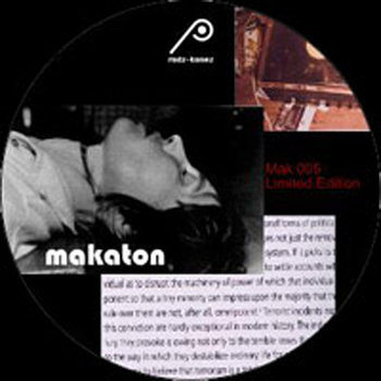 Cover art - Makaton: Jukha
