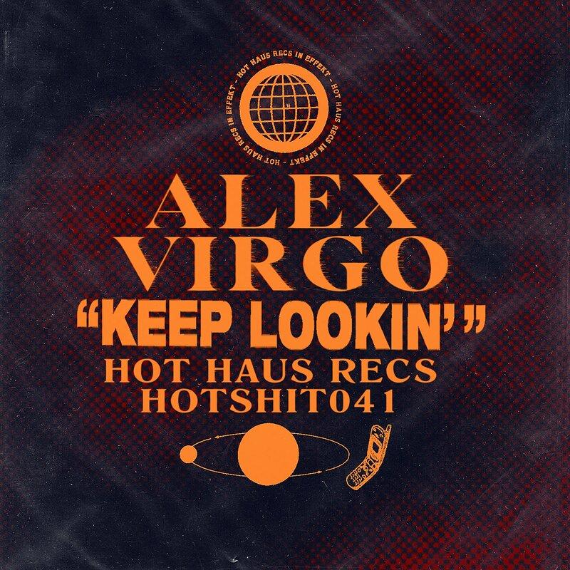 Cover art - Alex Virgo: Keep Lookin'