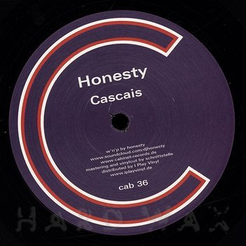 Cover art - Honesty: Cascais