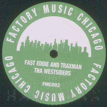 Cover art - Fast Eddie & Traxman: Tha Westsiders