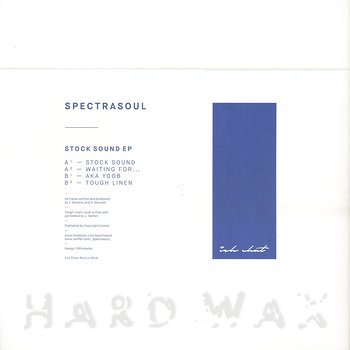 Cover art - Spectrasoul: Stock Sound EP