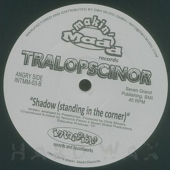 Cover art - Tralopscinor: Always Did, Always Will / Shadow (Standing In The Corner)