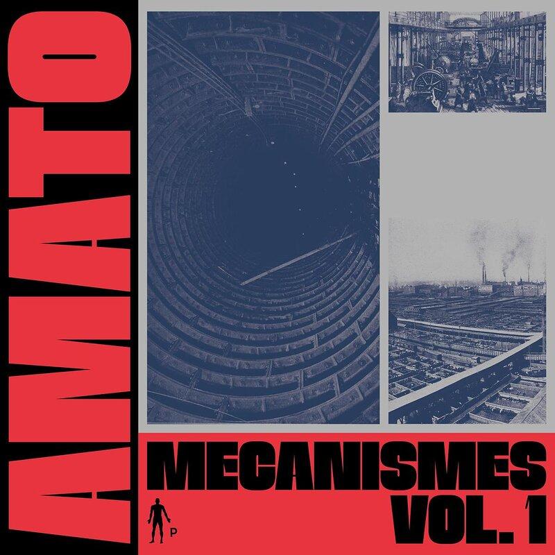 Cover art - Amato: Mecanismes Vol. 1