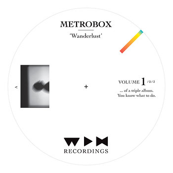 Cover art - Metrobox: Wanderlust