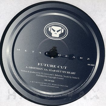 Cover art - Future Cut: Obsession / Tear out...