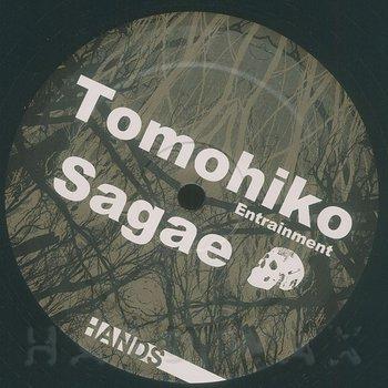 Cover art - Tomohiko Sagae: Entrainment