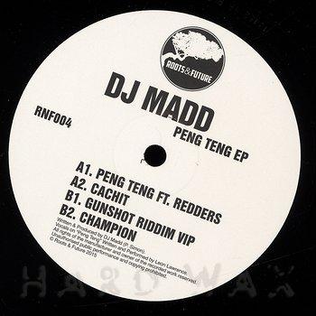 Cover art - DJ Madd: Peng Teng EP