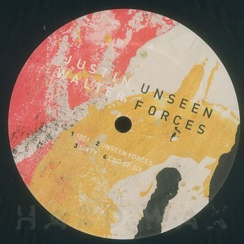 Cover art - Justin Walter: Unseen Forces