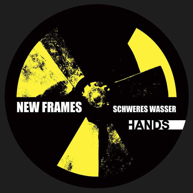 Cover art - New Frames: Schweres Wasser