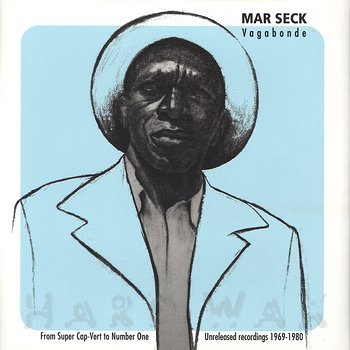Cover art - Mar Seck: Vagabonde