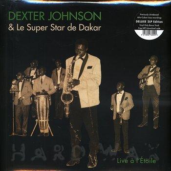 Cover art - Dexter Johnson & Le Super Star de Dakar: Live A L'Étoile