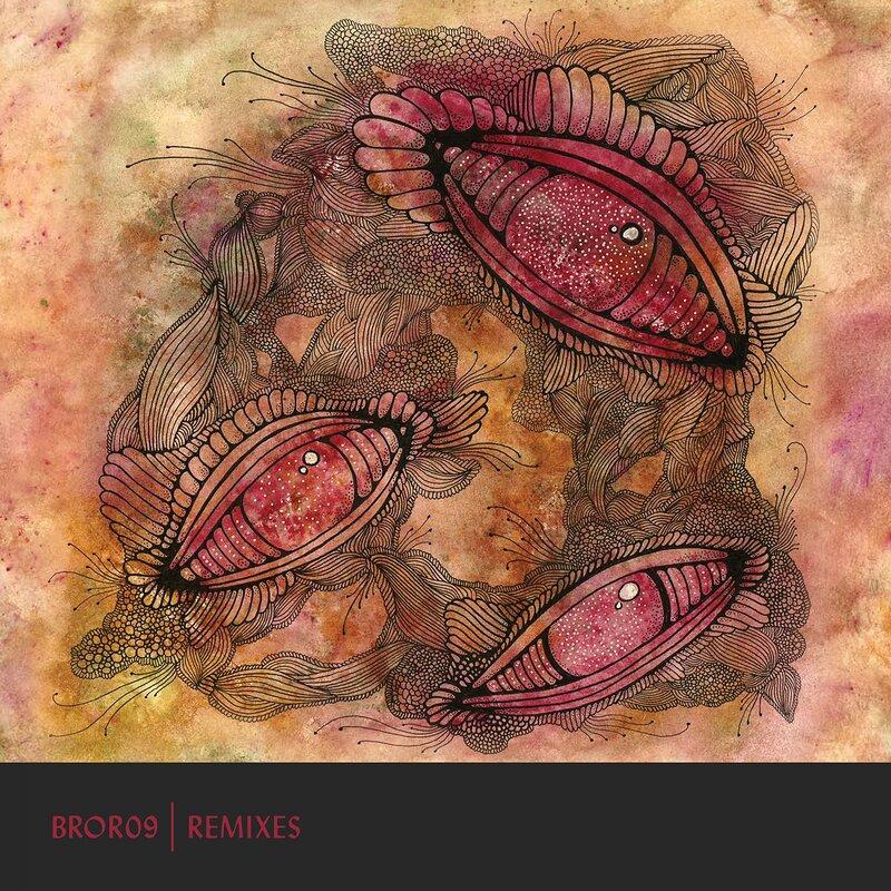 Cover art - Tora Vinter & DJ Lily: BROR09 (Remixes)