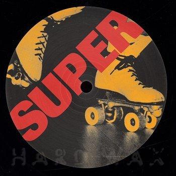 Cover art - Morgan Geist: Super