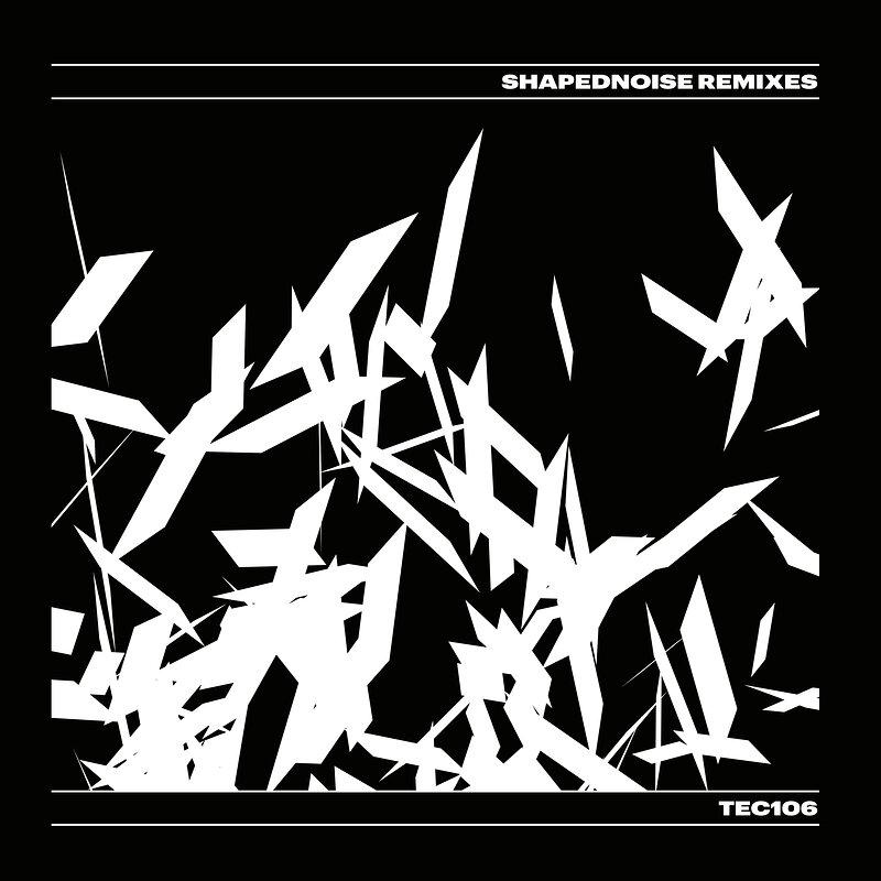 Cover art - Mumdance & Logos: Shapednoise Remixes