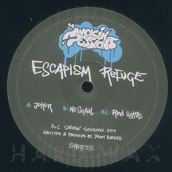 Cover art - Escapism Refuge: Joker