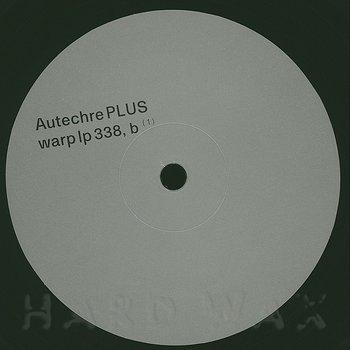 Cover art - Autechre: Plus
