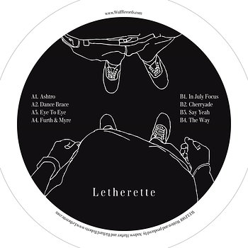 Cover art - Letherette: EP 1