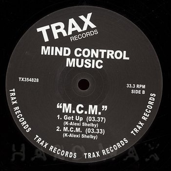 Cover art - Mind Control Music: MCM
