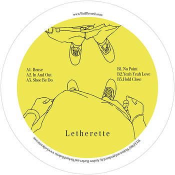 Cover art - Letherette: EP 2