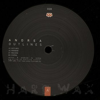 Cover art - Andrea: Outlines