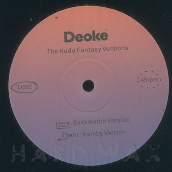 Cover art - Deoke: The Kudu Fantasy Versions