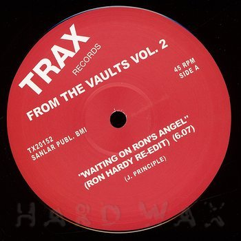 Cover art - Various Artists: From The Vaults Vol. 2