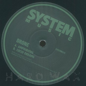 Cover art - Drone: Amphibious