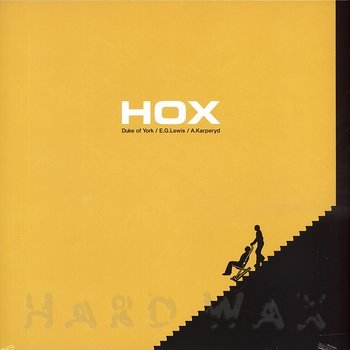 Cover art - HOX: Duke of York