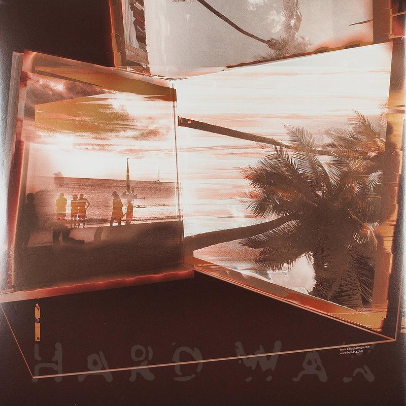Cover art - Fennesz: Endless Summer