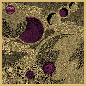 Cover art - Hieroglyphic Being And The Configurative Or Modular Me Trio: The Seer Of Cosmic Visions