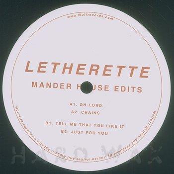 Cover art - Letherette: Mander House Edits