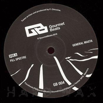 Cover art - Fill Spectre: General Masta EP