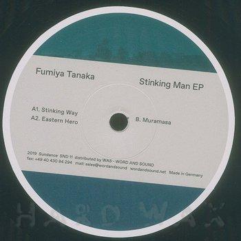Cover art - Fumiya Tanaka: Stinking Man EP