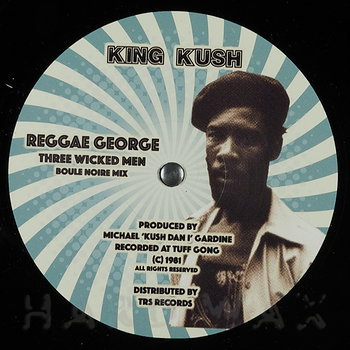 Cover art - Reggae George: Three Wicked Men