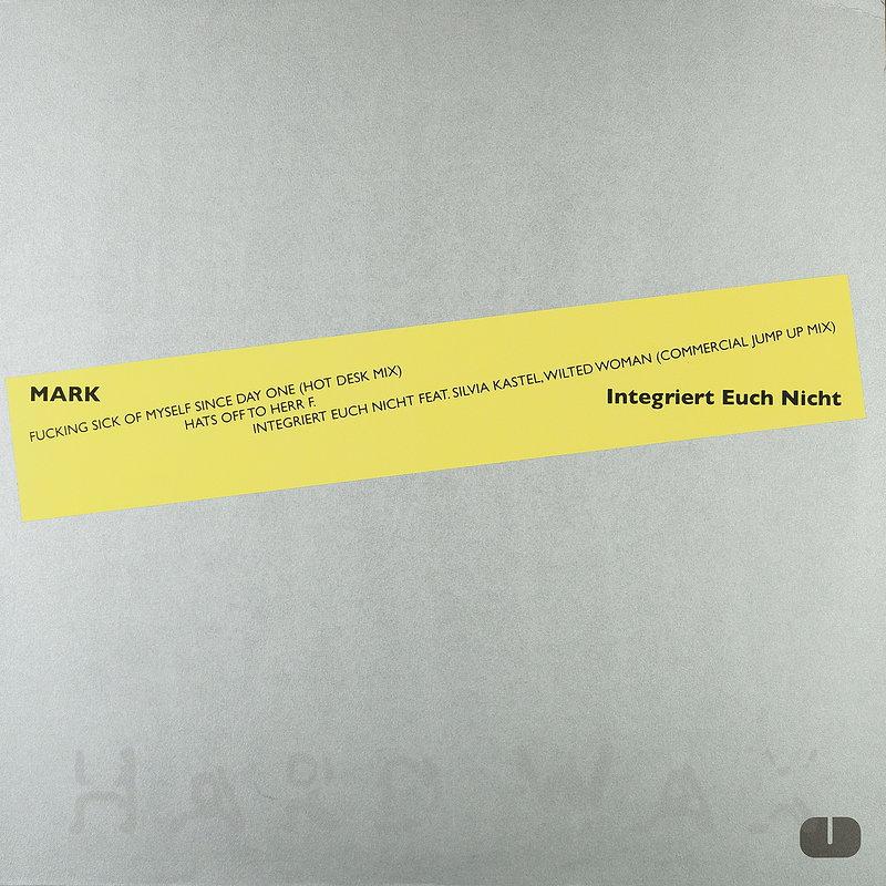 Cover art - Mark: Intergriert Euch Nicht