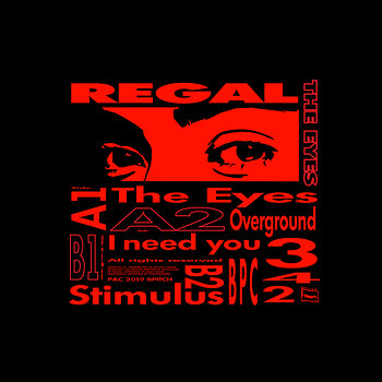 Cover art - Regal: The Eyes