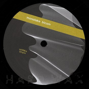 Cover art - Monolake: Bicom