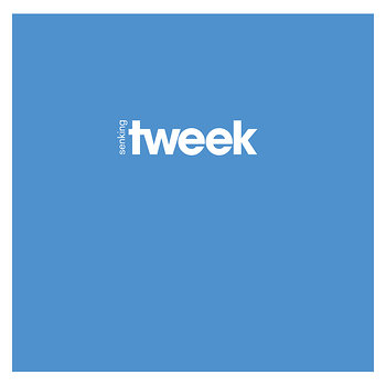Cover art - Senking: Tweak