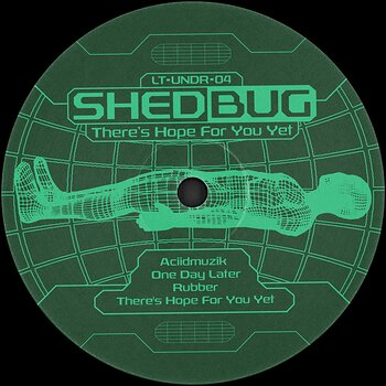 Cover art - Shedbug: There's Hope for You Yet