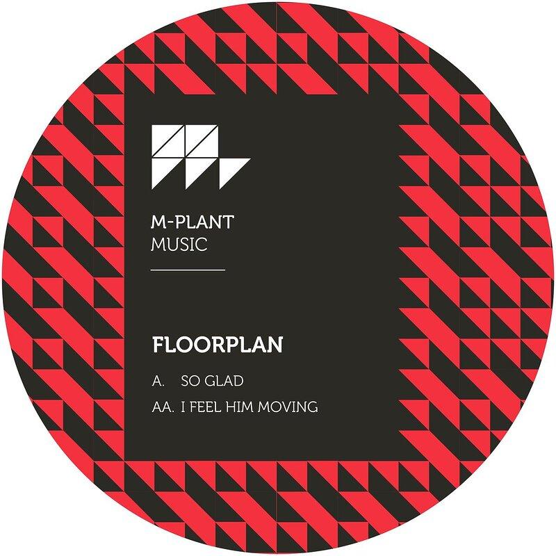 Cover art - Floorplan: So Glad / I Feel Him Moving