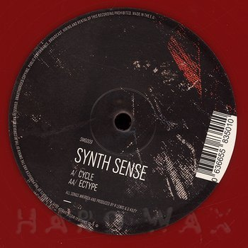 Cover art - Synth Sense: Cycle