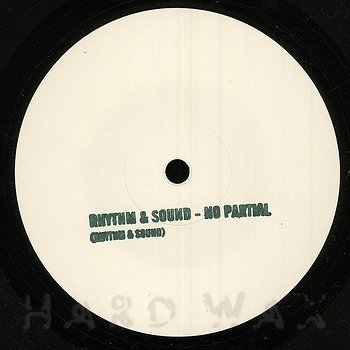 Cover art - Rhythm & Sound: No Partial