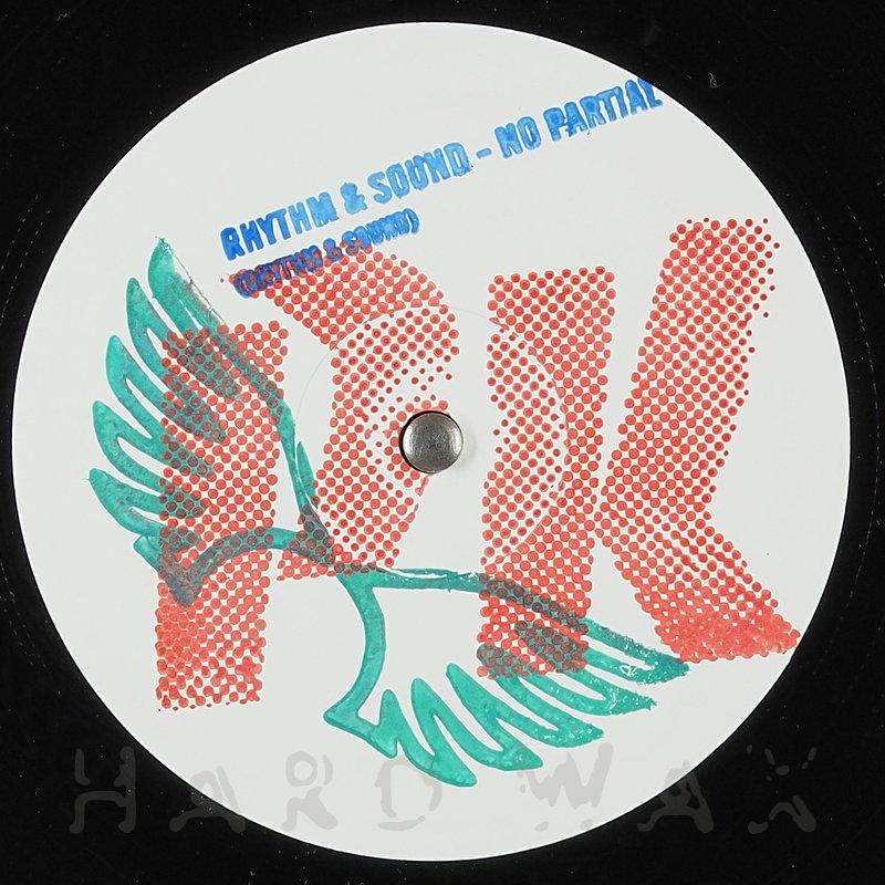 Cover art - Rhythm & Sound: No Partial