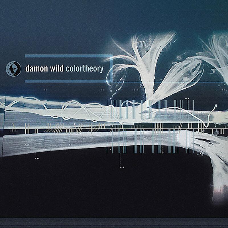 Cover art - Damon Wild: Colortheory