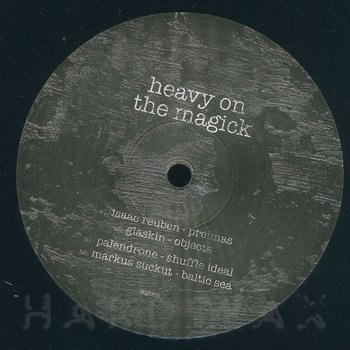 Cover art - Various Artists: Heavy On The Majick