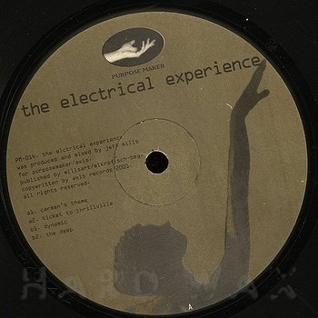 Cover art - Jeff Mills: The Electrical Experience