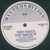 Cover art - Terry Francis: Took From Me